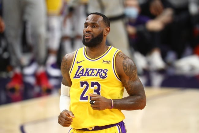 Los Angeles Lakers vs Los Angeles Clippers 12/22/20 NBA Picks, Odds, Predictions