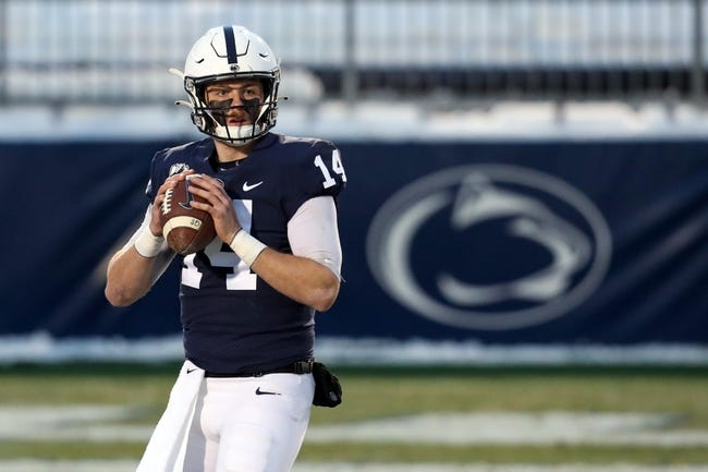 Penn State at Wisconsin: 9/4/21 College Football Picks and Predictions