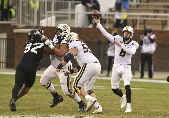 Canceled: Missouri vs Iowa College Football Picks, Odds, Predictions 12/30/20