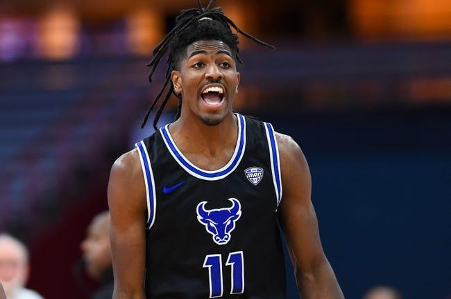 Buffalo at Northern Illinois: 2/23/21 College Basketball Picks and Prediction
