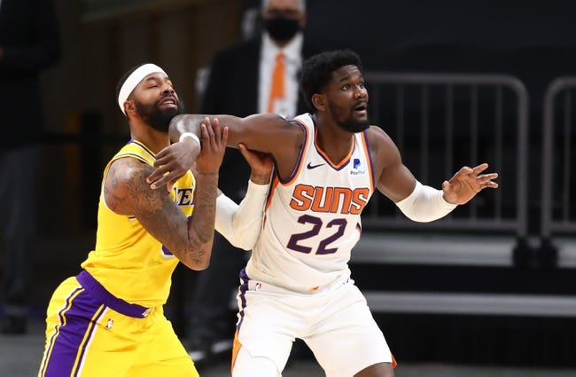 Phoenix Suns at Los Angeles Lakers - 3/2/21 NBA Picks and Prediction