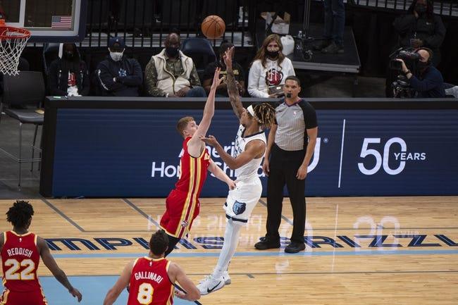 Memphis Grizzlies vs San Antonio Spurs NBA Picks, Odds, Predictions 12/23/20