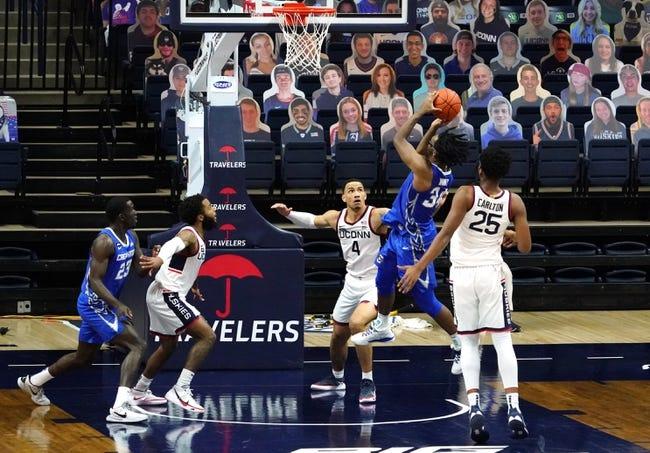 Creighton vs UConn College Basketball Picks, Odds, Predictions 1/23/21