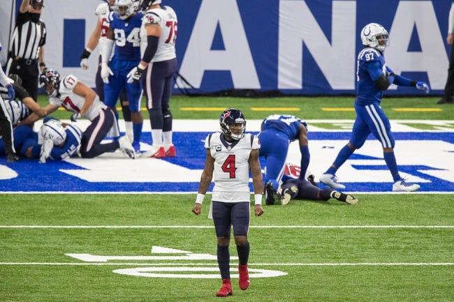 Cincinnati Bengals at Houston Texans: 12/27/20 NFL Picks and Prediction