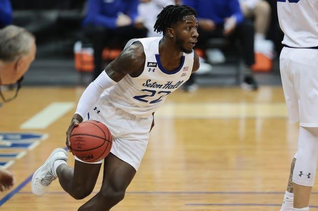 Seton Hall vs Georgetown College Basketball Picks, Odds, Predictions 12/23/20