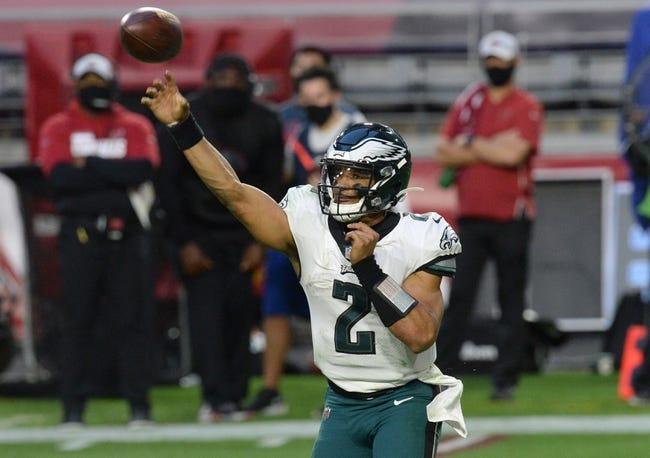 Washington Football Team at Philadelphia Eagles: 1/3/21 NFL Picks and Prediction