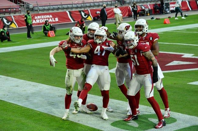 San Francisco 49ers at Arizona Cardinals: 12/26/20 NFL Picks and Predictions