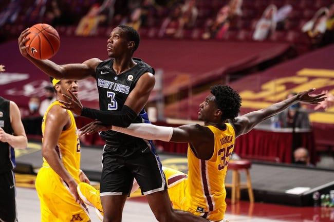 Richmond at Saint Louis  - 2/26/21 College Basketball Picks and Prediction