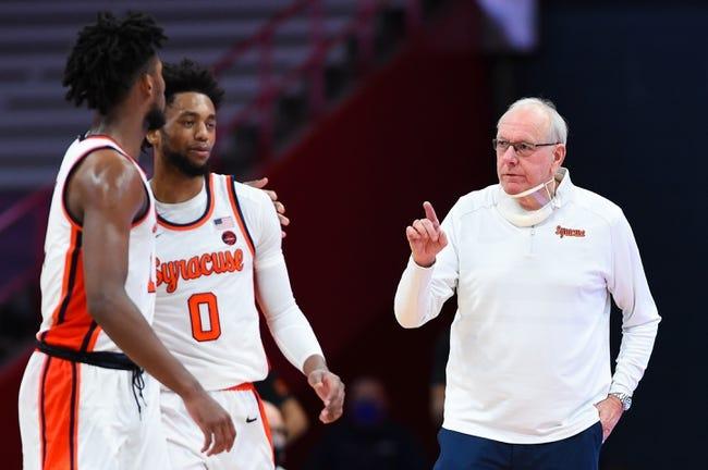 Syracuse vs Georgetown College Basketball Picks, Odds, Predictions 1/9/21