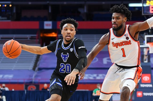 Miami-Ohio at Buffalo: 3/11/21 College Basketball Picks and Predictions