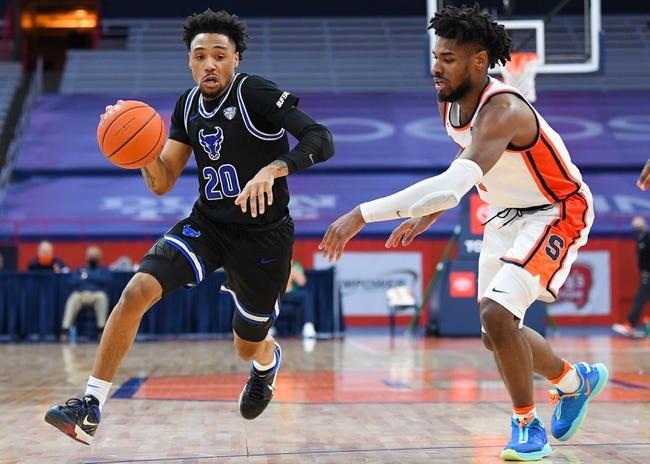 Central Michigan at Buffalo: 2/25/21 College Basketball Picks and Predictions