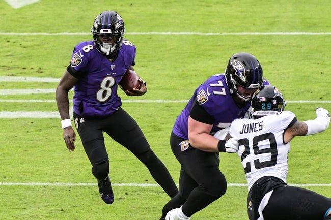 New York Giants at Baltimore Ravens: 12/27/20 NFL Picks and Prediction