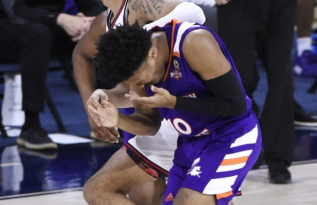 Gonzaga vs Northwestern State College Basketball Picks, Odds, Predictions 12/22/20