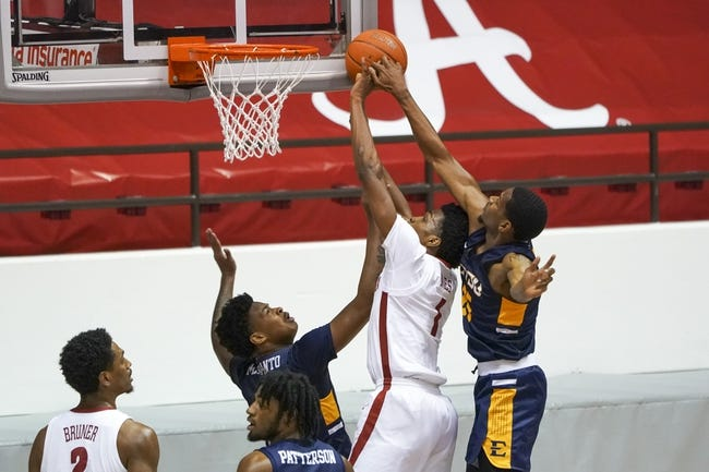 UNC Greensboro vs East Tennessee State College Basketball Picks, Odds, Predictions 3/7/21