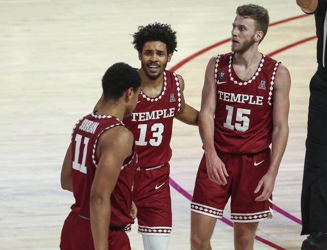 South Florida at Temple: 2/21/21 College Basketball Picks and Prediction