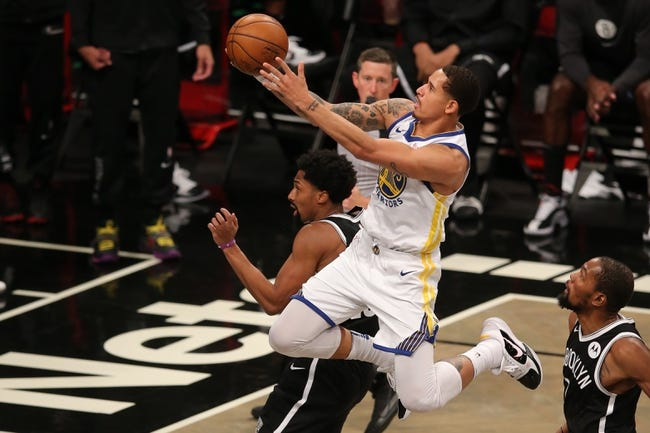 Brooklyn Nets at Golden State Warriors - 2/13/21 NBA Picks and Prediction
