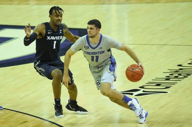 Creighton at Xavier: 2/27/21 College Basketball Picks and Predictions