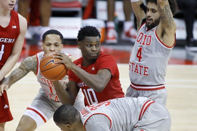 Rutgers vs Ohio State College Basketball Picks, Odds, Predictions 1/9/21
