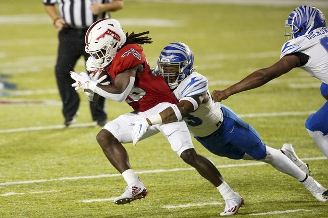 Florida Atlantic at Florida - 9/4/21 College Football Picks and Prediction