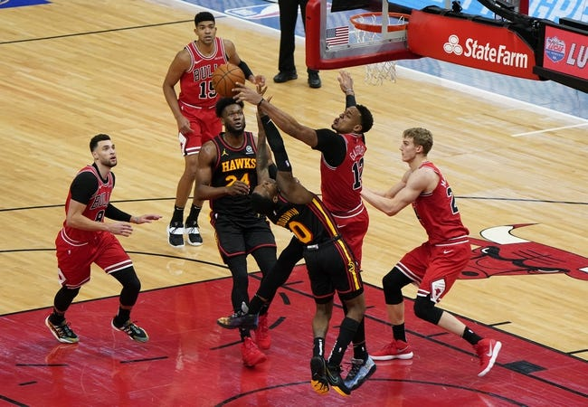 Atlanta Hawks vs Chicago Bulls NBA Picks, Odds, Predictions 4/9/21