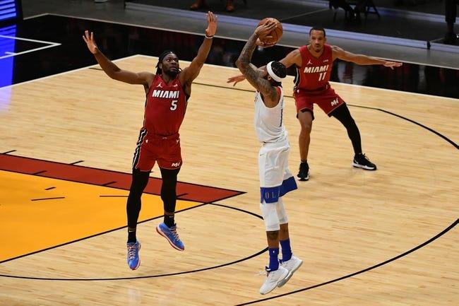 Miami Heat at New Orleans Pelicans - 3/4/21 NBA Picks and Prediction