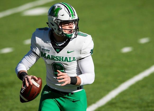 Marshall at Navy - 9/4/21 College Football Picks and Prediction