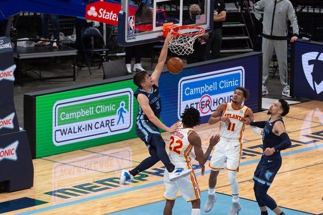 Atlanta Hawks vs Memphis Grizzlies NBA Picks, Odds, Predictions 4/7/21