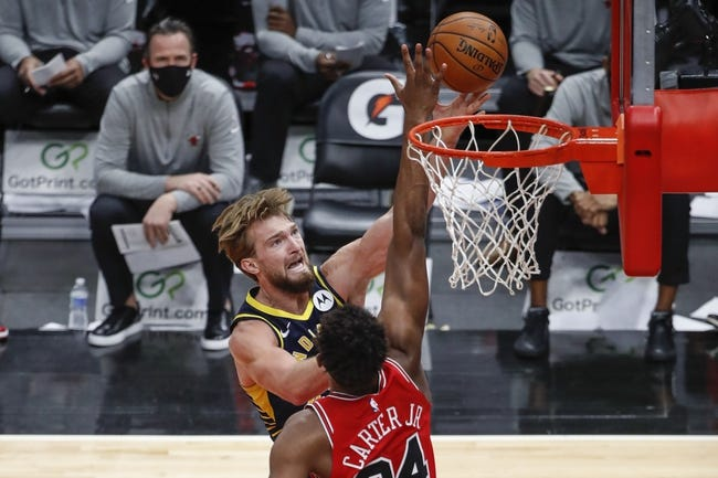 Indiana Pacers vs Chicago Bulls NBA Picks, Odds, Predictions 2/15/21