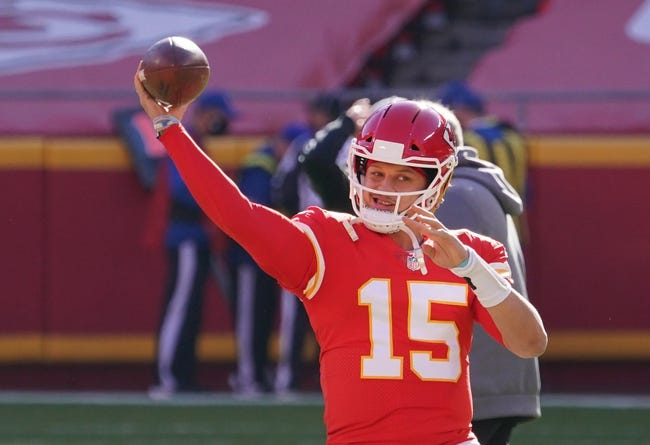 NFL Playoff Picks: Kansas City Chiefs vs Cleveland Browns 1/17/21 NFL Picks, Odds, Predictions