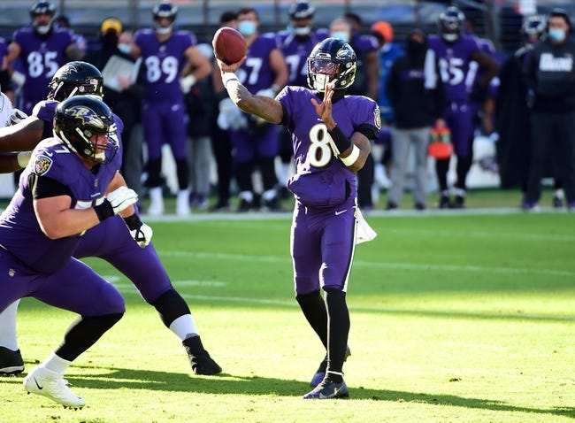 Week 17 NFL Predictions: Cincinnati Bengals vs Baltimore Ravens 1/3/21 NFL Picks, Odds, Predictions