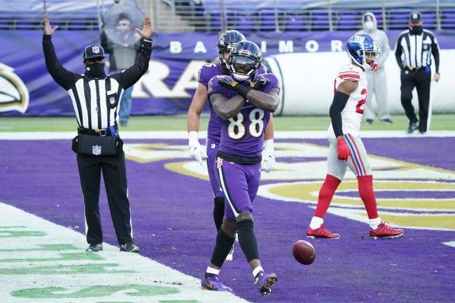 Baltimore Ravens at Cincinnati Bengals: 1/3/21 NFL Picks and Predictions