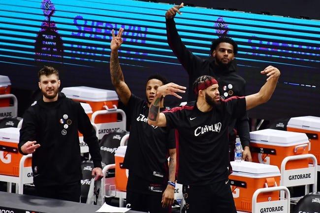 Cleveland Cavaliers vs New York Knicks NBA Picks, Odds, Predictions 12/29/20