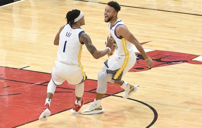 Detroit Pistons vs Golden State Warriors NBA Picks, Odds, Predictions 12/29/20