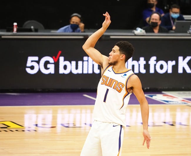 Phoenix Suns vs New Orleans Pelicans NBA Picks, Odds, Predictions 12/29/20