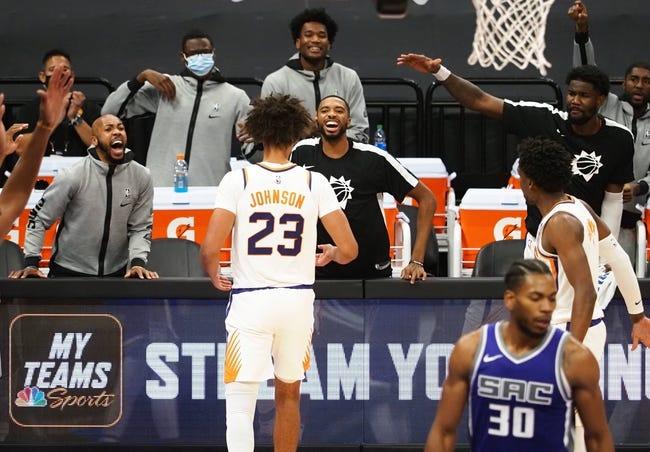 Sacramento Kings at Phoenix Suns - 4/15/21 NBA Picks and Prediction