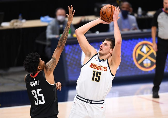 Denver Nuggets vs Phoenix Suns NBA Picks, Odds, Predictions 1/1/21