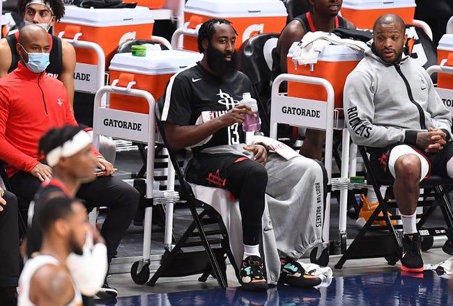 Houston Rockets vs Sacramento Kings NBA Picks, Odds, Predictions 12/31/20