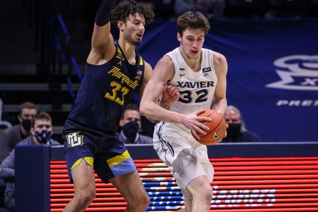 Xavier at Marquette: 3/6/21 College Basketball Picks and Predictions
