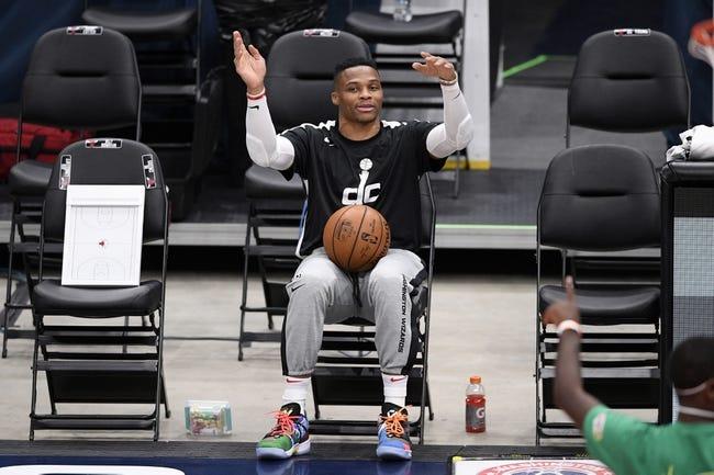 Washington Wizards vs Chicago Bulls NBA Picks, Odds, Predictions 12/31/20