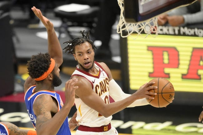 Cleveland Cavaliers vs New York Knicks NBA Picks, Odds, Predictions 1/15/21