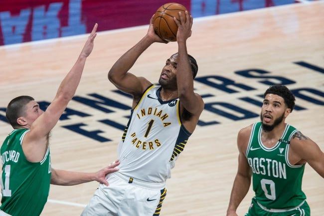 Boston Celtics vs Indiana Pacers NBA Picks, Odds, Predictions 2/26/21