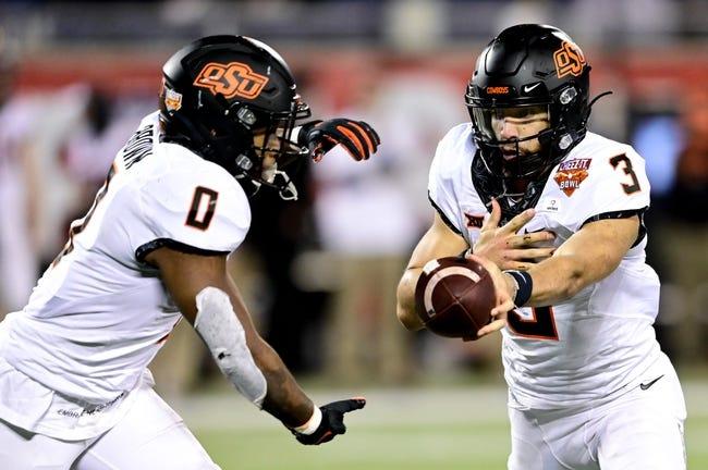 Tulsa  at Oklahoma State: 9/11/21 College Football Picks and Predictions