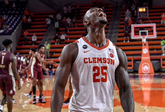 Virginia at Clemson: 1/16/21 College Basketball Picks and Prediction