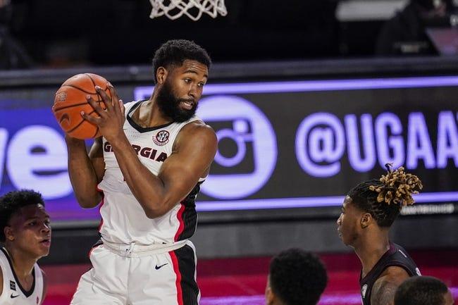 Georgia vs Auburn College Basketball Picks, Odds, Predictions 1/13/21