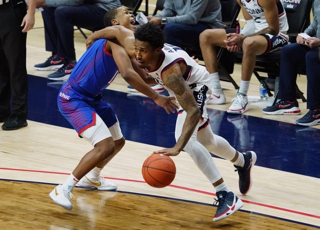 DePaul at Connecticut  - 3/11/21 College Basketball Picks and Prediction