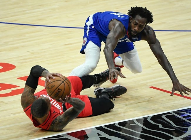 Portland Trail Blazers at Los Angeles Clippers - 4/6/21 NBA Picks and Prediction