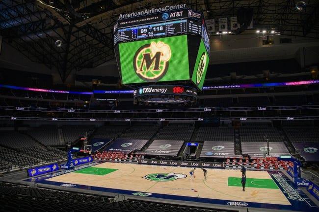 Charlotte Hornets vs Dallas Mavericks NBA Picks, Odds, Predictions 1/13/21