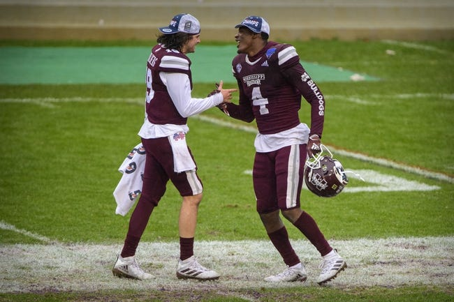 LA Tech at Mississippi State: 9/4/21 College Football Picks and Predictions