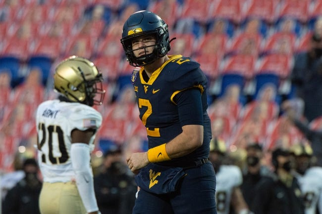 Virginia Tech at West Virginia - 9/18/21 College Football Picks and Prediction