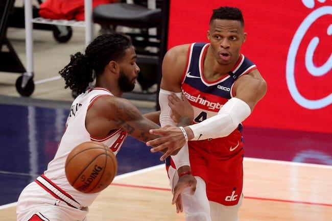 Washington Wizards at Chicago Bulls - 2/8/21 NBA Picks and Prediction